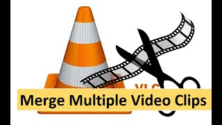 How to Merge Multiple Video Clips with VLC player screenshot 2