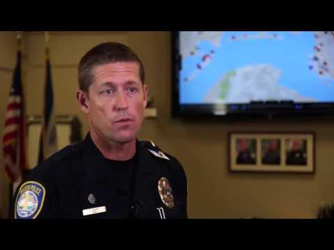 San Diego Harbor Police - Intelligence Led Policing Using CrimeView Dashboard