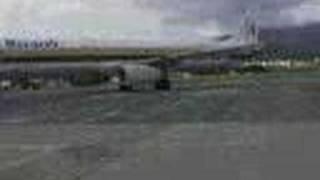 Monarc Airlines Parking