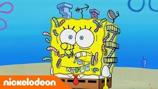 🔴 Губка Боб Квадратные Штаны | Полные Эпизоды | Nickelodeon Россия