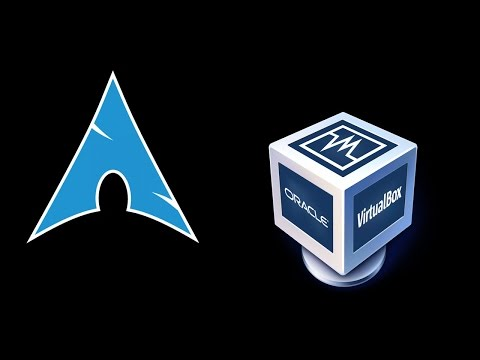 Install Arch Linux in Virtualbox - The Arch Way