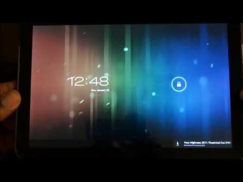 Official Android Ice Cream Sandwich 4.0 Update For Motorola Xoom Wifi!!!!