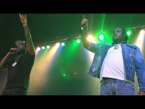 Jeezy & Tee Grizzley - Cold Summer Tour