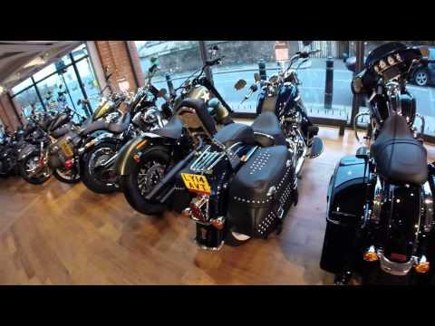 PREÇOS DE MOTOS HARLEY DAVIDSON  EM LONDRES   MOTO filmadores UK
