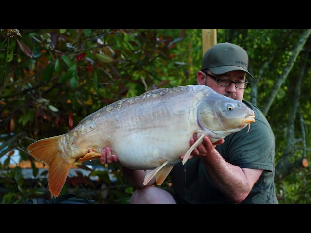 CarpCrusader Movie 13 - The French Adventure 2017 , The Substitute and The Visitor! Part 2