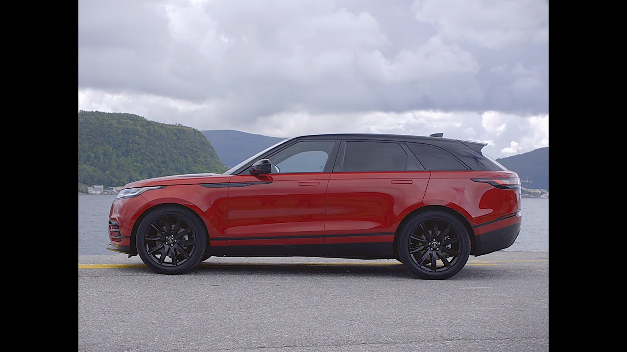 essai land rover range rover velar 2017 youtube. Black Bedroom Furniture Sets. Home Design Ideas