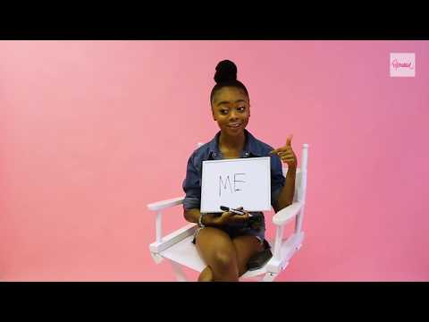 EXCLUSIVE: Skai Jackson Spills On Her Bunk'd Costars