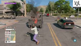 HOW TO TROLL in MULTIPLAYER GAMES. WATCH DOGS 2.