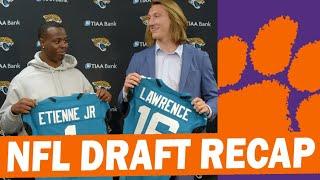 Clemson NFL Draft Recap