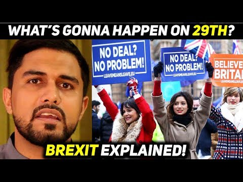 Brexit Explained In Urdu - Future Of UK-EU Relations   The Wide Side