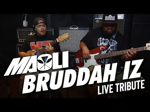 Bruddah Iz Tribute By Maoli