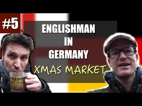 Life of an Englishman living in Germany #5 - Christmas Market in Nuremberg