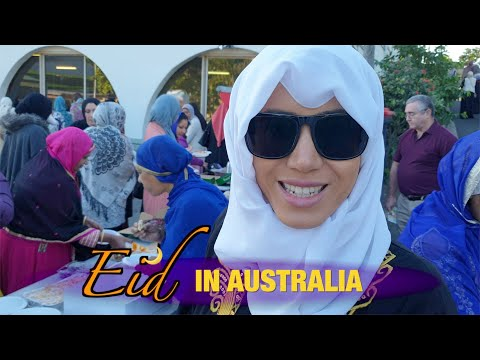 Eid In Australia 2019   Gold Coast Mosque 🌙