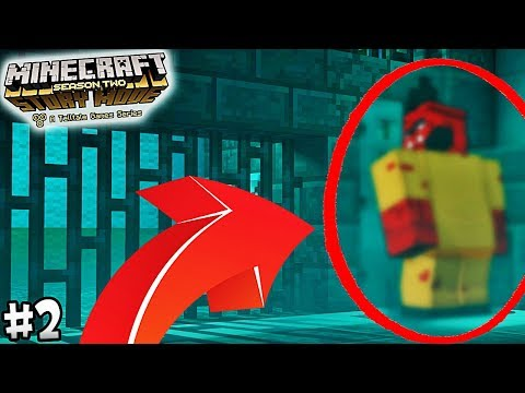 TRAFIC EN PRISON ! | Minecraft Story Mode Saison 2 | Episode 3 #2