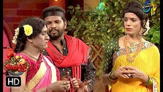 Hyper Aadi, Raising Raju Performance | Jabardasth  | 19th September 2019  | ETV Telugu