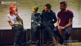PARAMORE TV - The Self-Titled Tour: North America (7/7) #Episode 10 (23)