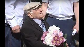 Почётным жителем Воронежа стал 100-летний ветеран войны