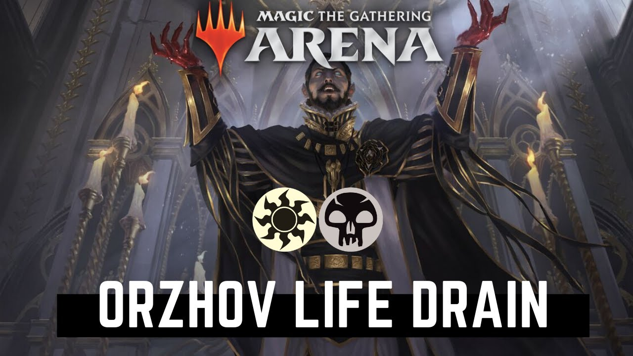 Orzhov Life Drain Historic Deck Magic The Gathering Arena Magic Arena Mtg Arena Mtga Mtg Youtube Fatal push we all know and love, and cast out can be cycled or cast to remove any problems. orzhov life drain historic deck magic the gathering arena magic arena mtg arena mtga mtg