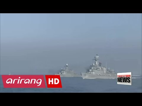 S. Korean Navy to hold Dokdo defense drill