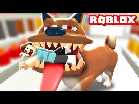 5 Escape The Supermarket Obby Roblox Supermarket Dinosaur Stuffed Animal Roblox Escape The Pet Store Obby In Roblox Youtube