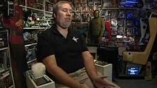 ABC Interview with Star Trek Collector Steve Kelley