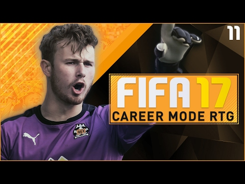 FIFA 17 Career Mode RTG S3 Ep11 - AIMING FOR AUTO PROMOTION!!