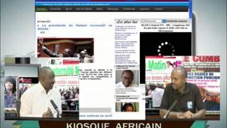 KIOSQUE AFRICAIN  DU  02 06 2014