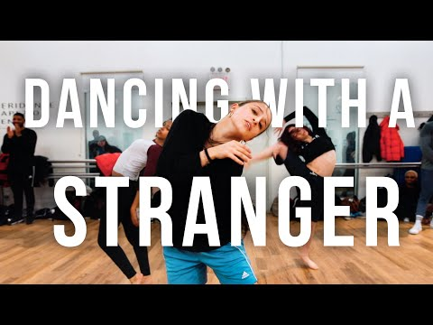DANCING WITH A STRANGER | SAM SMITH & NORMANI | @mileskeeney choreography