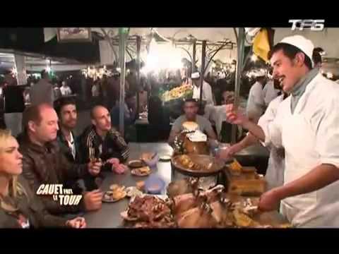 Cauet Fait Le Tour De Marrakech