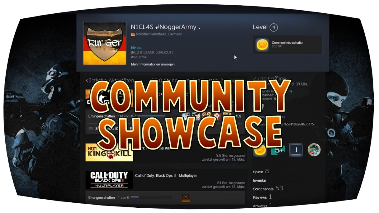 cs go community showcase niclas red loadout youtube. Black Bedroom Furniture Sets. Home Design Ideas