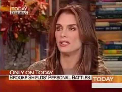 hqdefault - Brooke Shields Postpartum Depression With Second Child