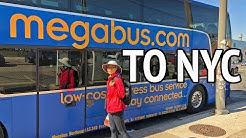 Boston To Syracuse Bus - Gas n' Wash