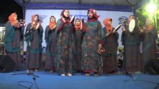 Lagu Yaa Lal Wathon Versi Qosidah Rebana (SAMROH) Group Sirojul Family + Lirik