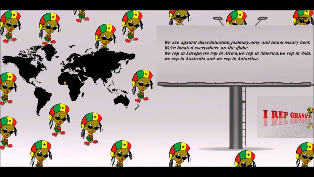 Download I Rep Ghana (Dancehall Welcome Video)