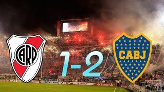 River Plate VS Boca Juniors 1-2 - Nandez GOL-SUPERCLASICO 05-11-2017 LIVE HD