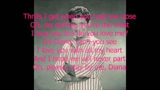 I own nothing. Classic love song by Paul Anka. =)