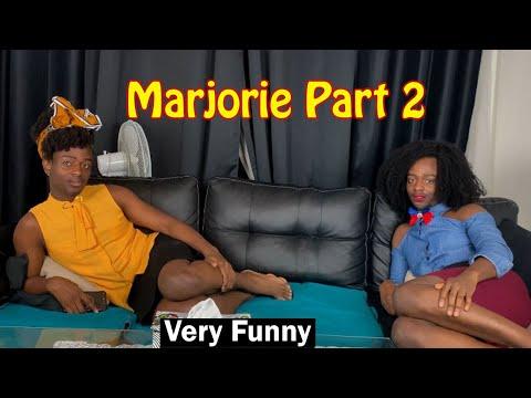 Majorie Rele Ex Mari Li Ki Se Jovenel [ Very Funny ]
