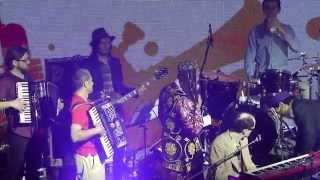 YIDDISH FEST MOSCOW 2014: Joshua Nelson.  A yiddishe mome