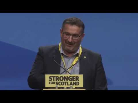SNP Spring Conference 2017 - Resolution 3, Voting Franchise