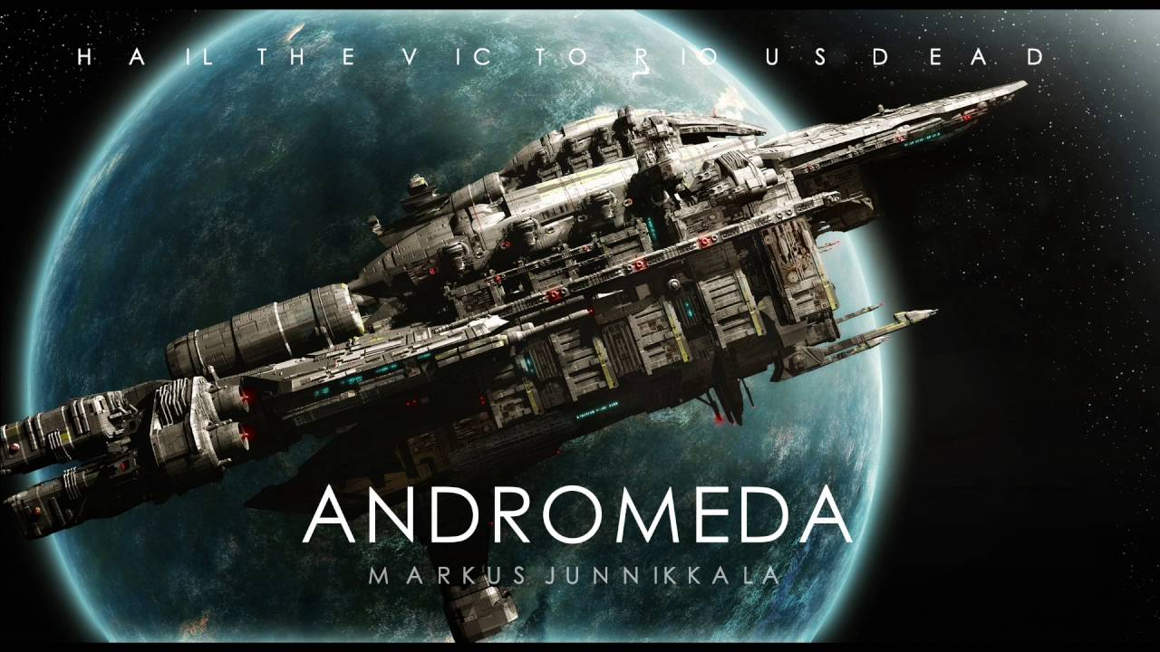 Hail the Victorious Dead | Markus Junnikkala | From the album ANDROMEDA