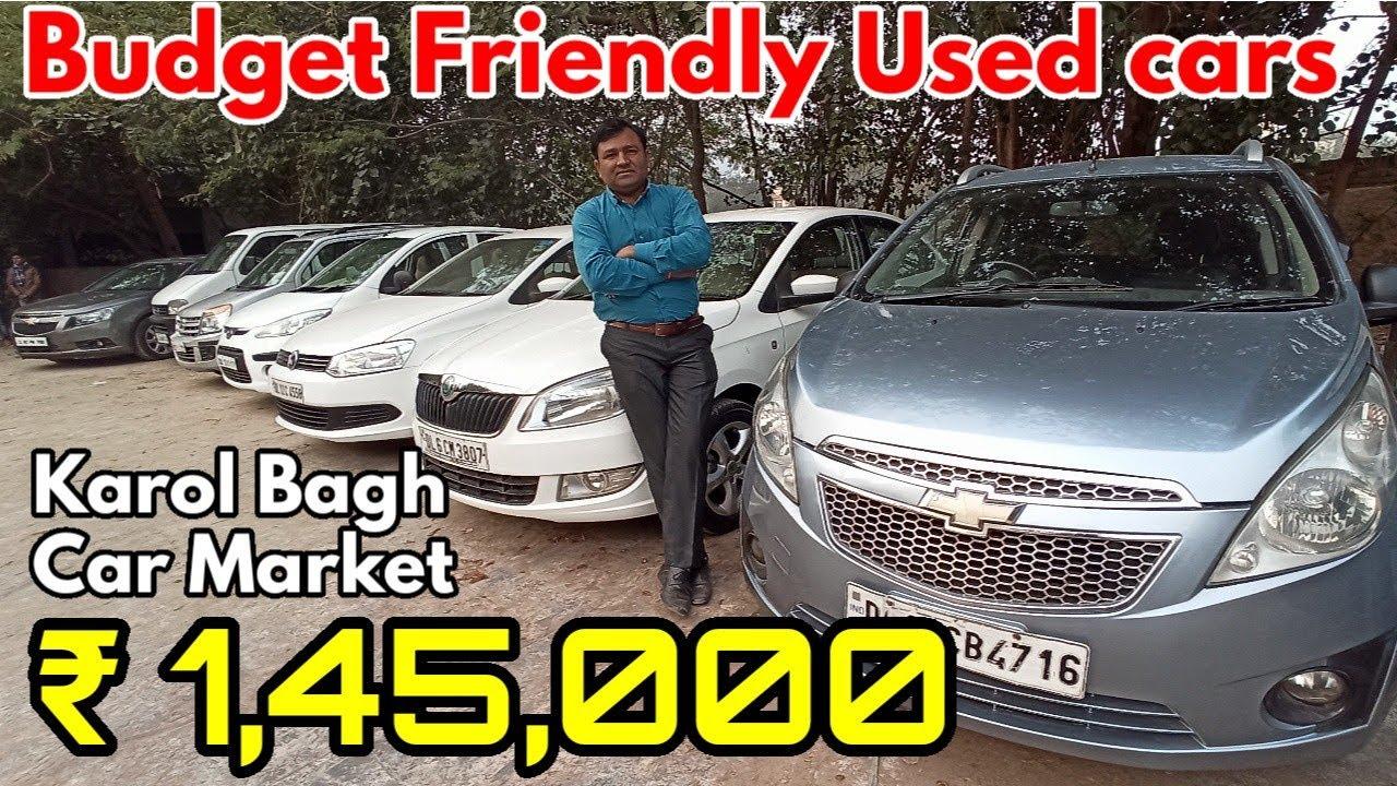 Gebrauchtwagen £ 1.45 lakh ab l Gebrauchtwagenmarkt Karol Bagh Delhi l NewToExplore + video