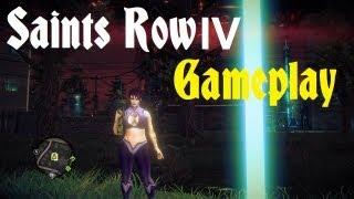 Saints Row IV PC Gameplay GTX 580 Max Settings