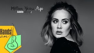 Million Years Ago » Adele ✎ acoustic Beat by Trịnh Gia Hưng