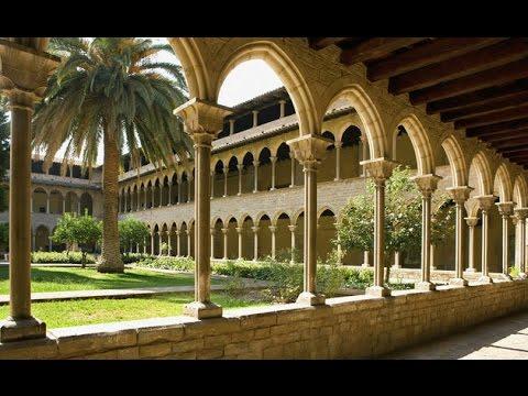 Monasterio de Pedralbes Barcelona