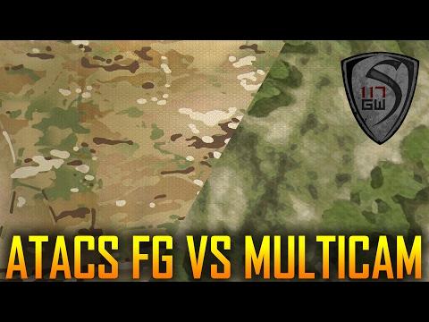 A-TACS FG VS MULTICAM - SPARTAN117GW