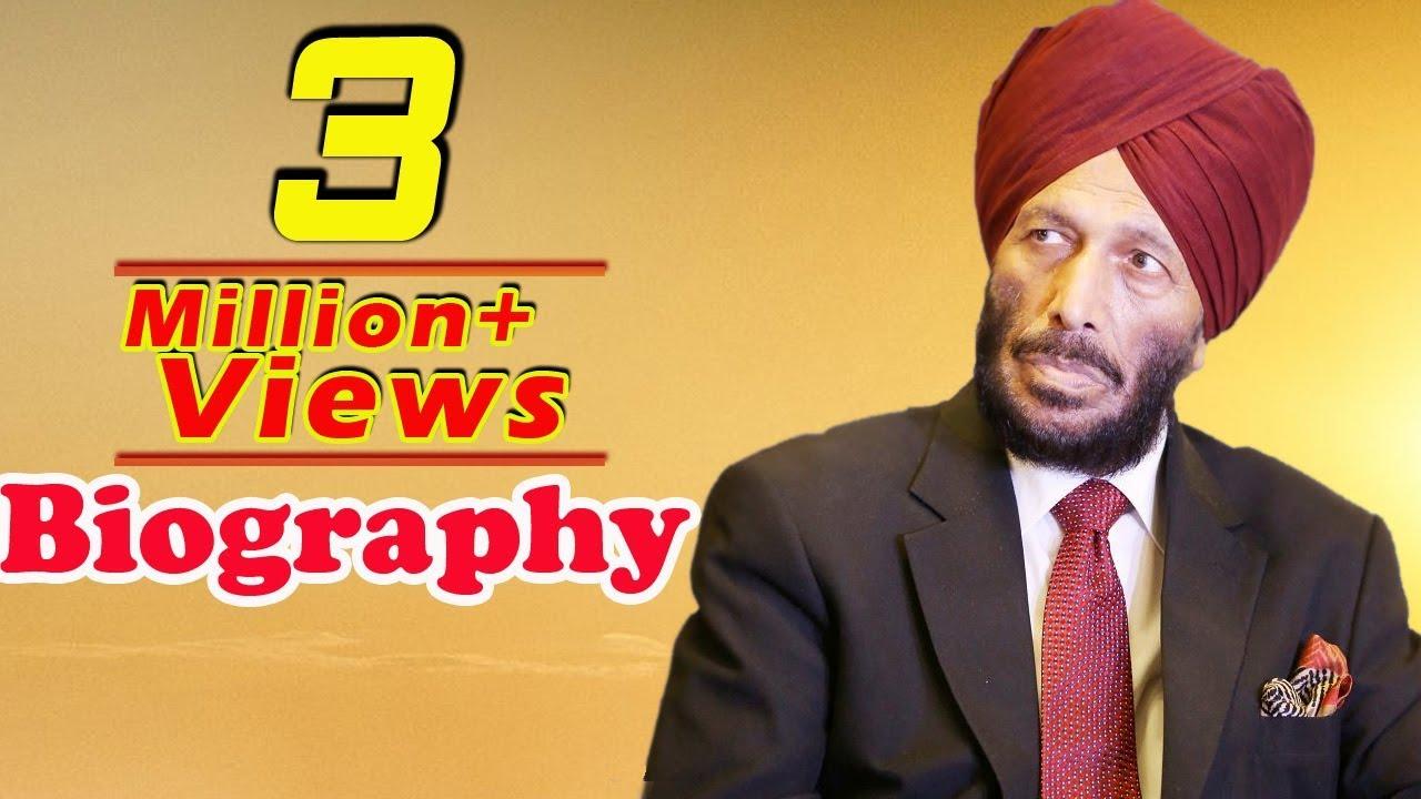 milkha singh biography pdf