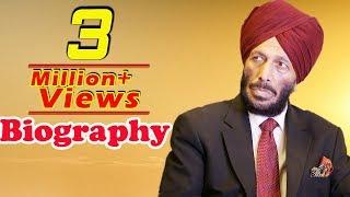 Milkha Singh - The Flying Sikh - Biography