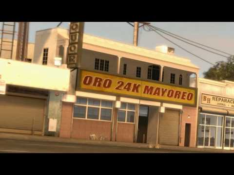 Midnight Club: Los Angeles South Central Trailer