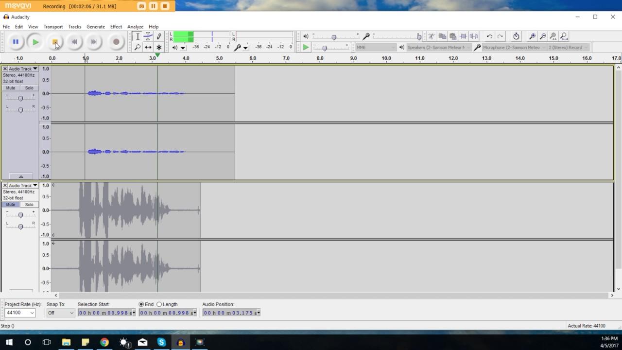 How To Amplify & Adjust Audio - Audacity Tutorial