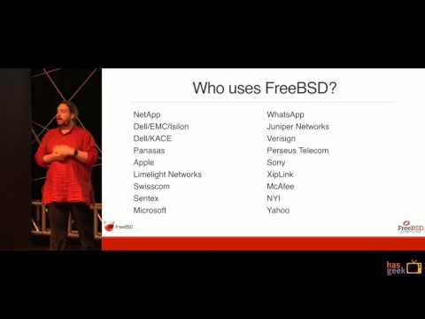 FreeBSD is not a linux distribution: Philip Paes